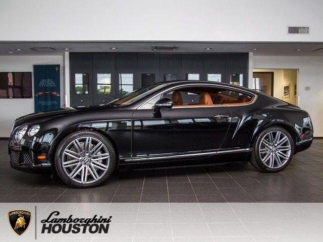 2013 Bentley Continental Gt Speed Nav Massage Seats Convenience Spec