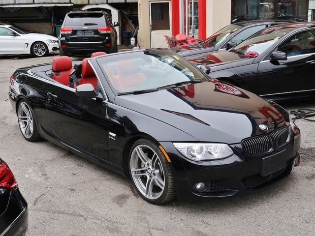 BMW SERIES IS CONVERTIBLE Miles BLACK CONVERTIBLE - 2013 bmw 335is convertible