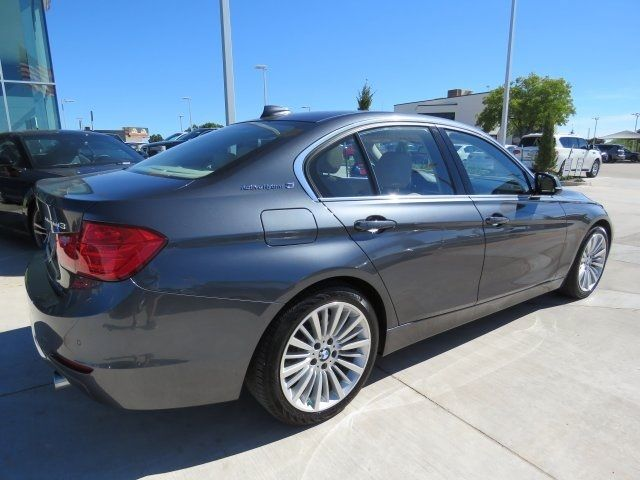 2013 Bmw 3 Series Activehybrid 3 60376 Miles Mineral Gray