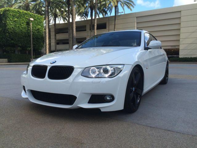 BMW I Coupe MSport K Miles NO RESERVE - 2013 bmw 328i coupe