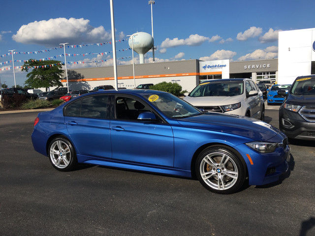 2013 BMW 328i xDrive MSPORT PREMIUM NAVIGATION ESTORIL BLUE NEW TIRES
