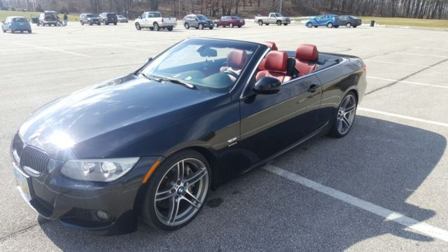 BMW Is Convertible W Navigation Automatic Twin Turbo - 2013 bmw 335is convertible