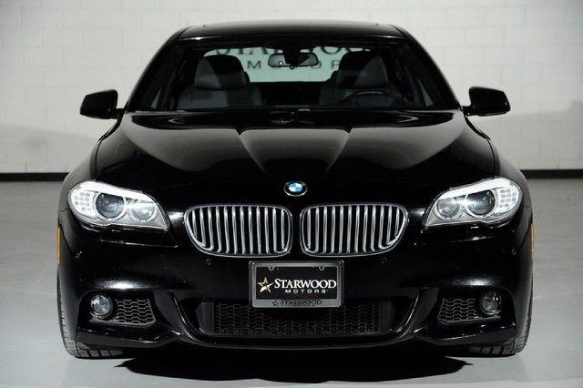 BMW Series I MSport - 2013 bmw 550i m sport