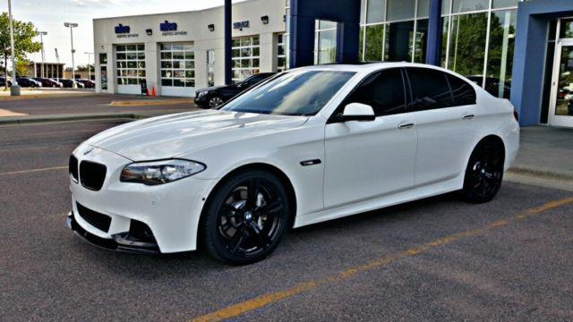 BMW I XDrive MSport L I Twin Turbo Fully Loaded - 2013 bmw 550i m sport
