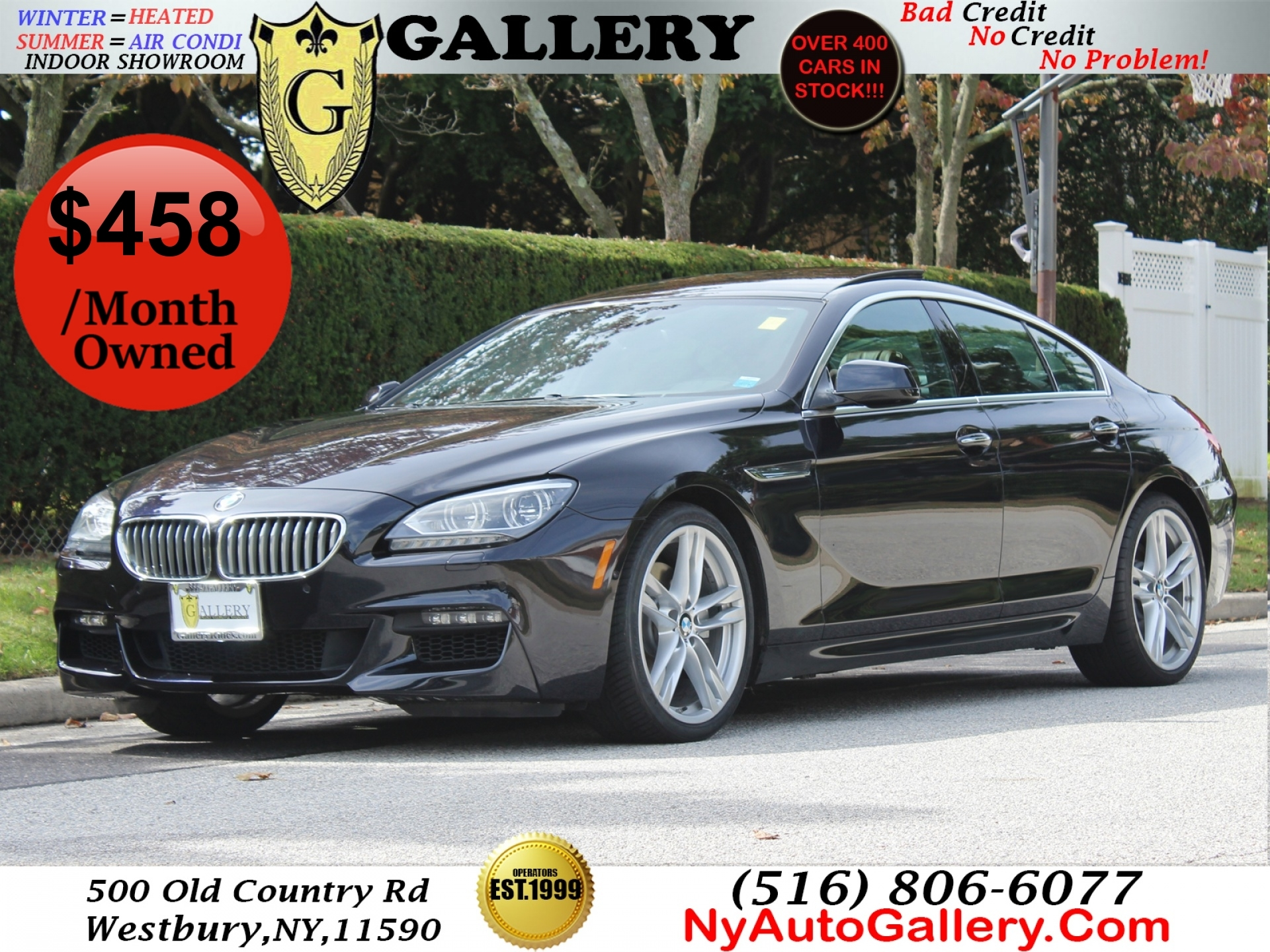2012 bmw 6 series 650i coupe black sapphire metallic color black - 2013 Bmw 6 Series Carbon Black Metallic With 53597 Miles Available Now