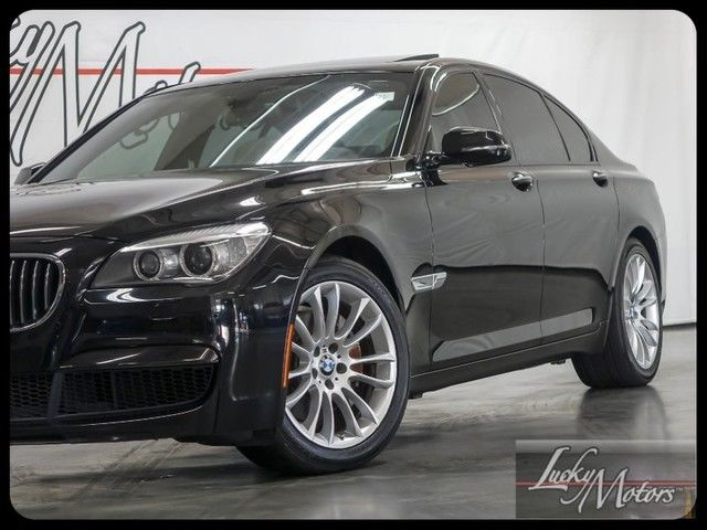 2013 bmw 740i executive package
