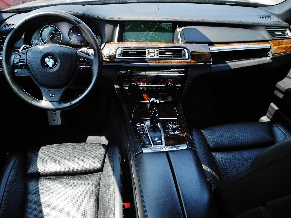 2013 BMW 7 Series 750LI XDRIVE M SPORT PKG