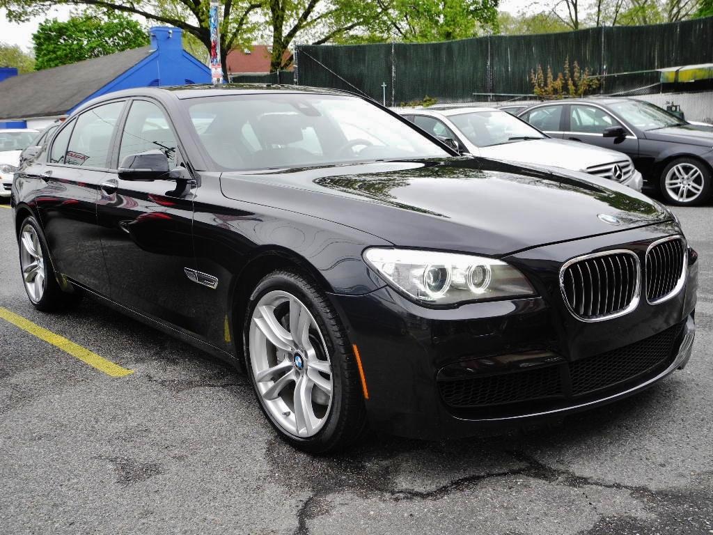 2013 BMW 7-SERIES 750LI XDRIVE M-SPORT PKG 52807 Miles ...