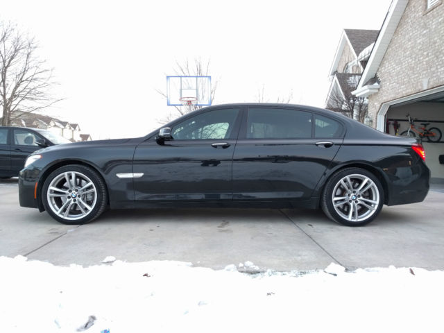 2013 bmw 750li xdrive m sport package 35 000 miles excellent condition. Black Bedroom Furniture Sets. Home Design Ideas