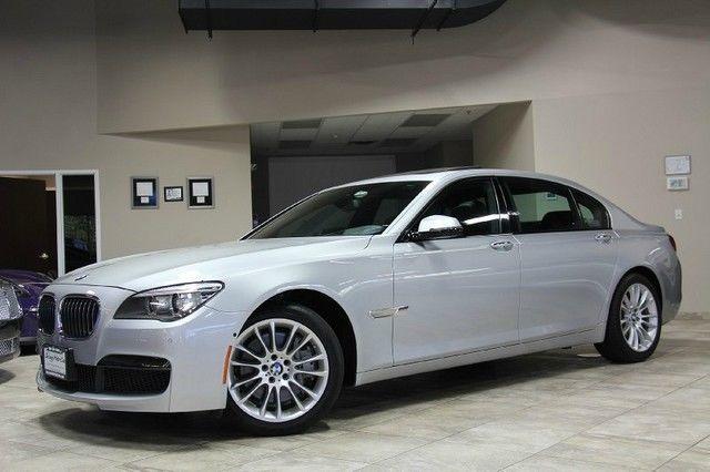 2013 BMW 750Li XDrive Sedan 101k MSRP M Sport PKG Executive Package LOADED