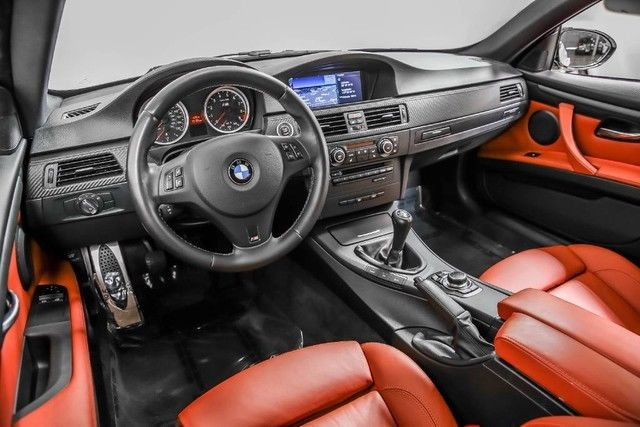 2013 BMW M3 Competition Package Manual Transmission Low ...