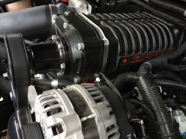 2013 Chevrolet Tahoe Police Ppv Whipple Supercharger 22