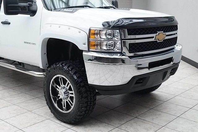 2013 Chevy 2500HD Diesel 4x4 LIFTED Long Bed Crew Cab 1 TEXAS OWNER