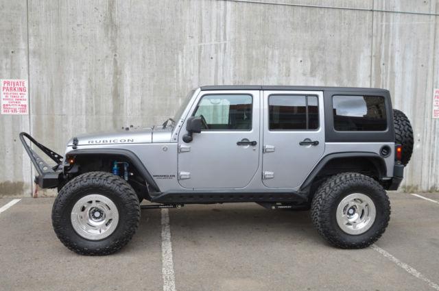 2013 custom built lifted rock crawler jeep wrangler