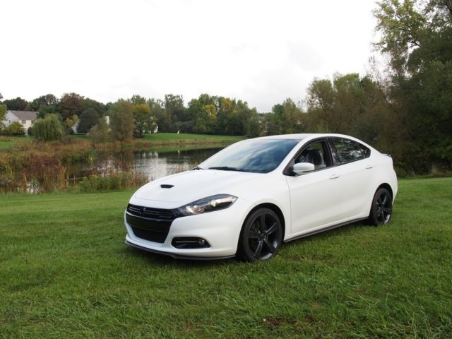 2013 Custom Dodge Dart Limited Sedan 4 Door 1 4l