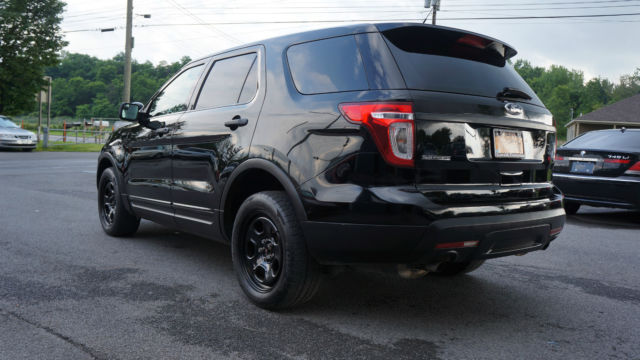 2013 Ford Explorer Police Interceptor Awd Great Condition Priced To Sell