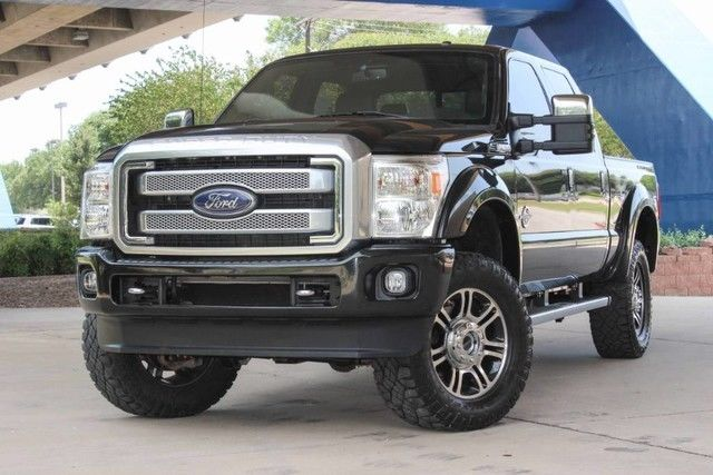 2013 ford f350 platinum 4x4 6 7l diesel navigation sunroof. Black Bedroom Furniture Sets. Home Design Ideas