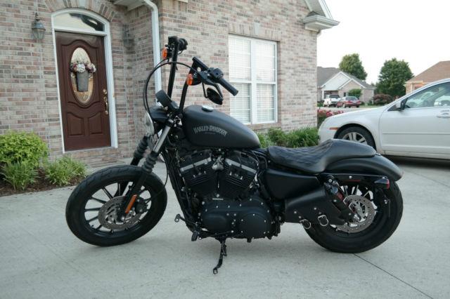2013 Harley Davidson Iron 883N Sportster (LaRosa, Roland ...