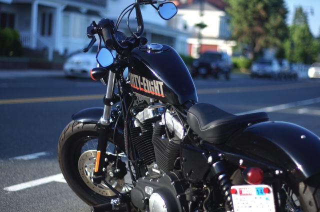 2013 Harley Davidson Sportster Forty Eight 48 Xl1200x