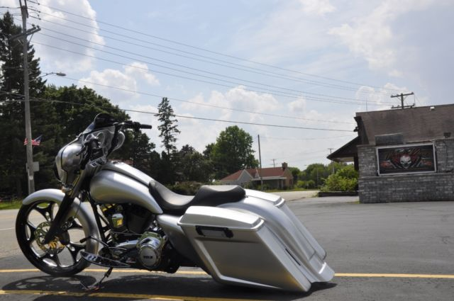 Cars For Sale In Wisconsin >> 2013 Harley Davidson Street Glide Custom 26 Front Wheel