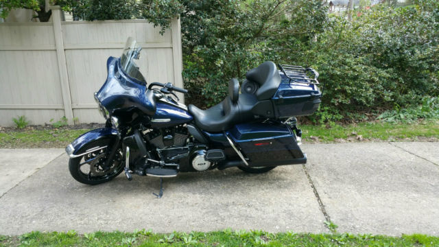 2013 Harley Flhtk Ultra Limited Blacked Out Custom
