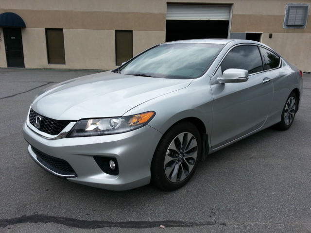 2013 honda accord ex l coupe 2 door clean title backup for 2013 honda accord ex l for sale