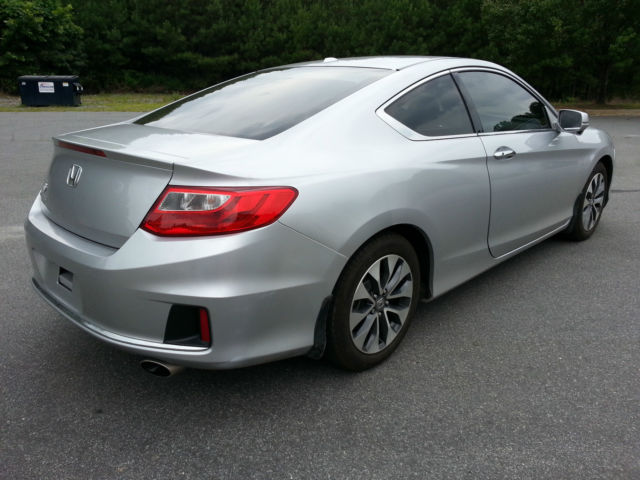 2013 Honda Accord Coupe For Sale >> 2013 Honda Accord EX-L COUPE 2 DOOR clean title backup ...