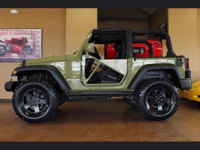 custom jeep wrangler 2 door images galleries with a bite. Black Bedroom Furniture Sets. Home Design Ideas