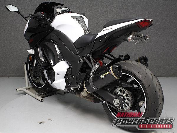 2013 Kawasaki Zx1000 Ninja 1000 Serviced Detailed Two Brothers