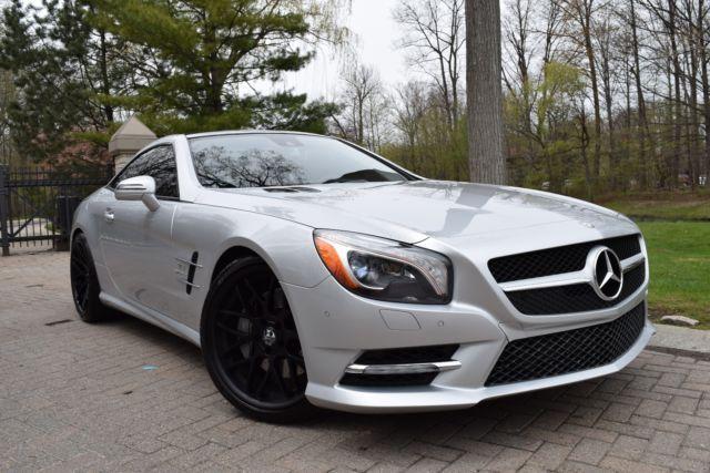 Mercedes Benz Sl Black Edition
