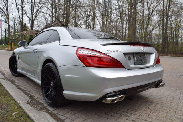 2013 mercedes benz sl 550 amg edition bmw porsche lexus for Mercedes benz west bloomfield