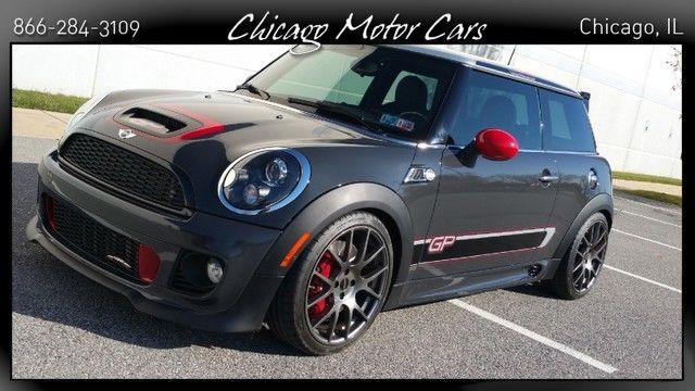 2013 mini cooper gp grand prix jcw john cooper works 2k mls 82 500 16k in mods. Black Bedroom Furniture Sets. Home Design Ideas