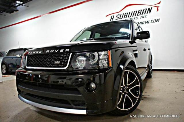 2013 range rover sport gt limited edition navi 20 wheels. Black Bedroom Furniture Sets. Home Design Ideas