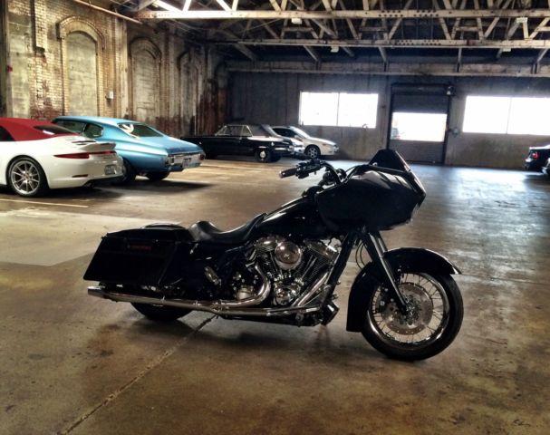 2013 Road Glide Custom Hd Fltrx Custom Painted Vivid Black
