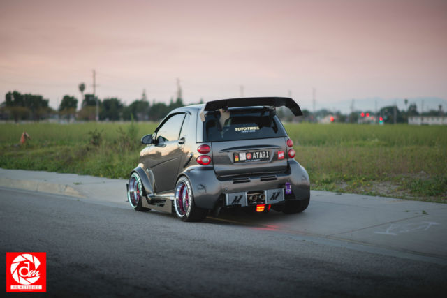2013 smart fortwo brabus coupe show car no imperfections low miles clean. Black Bedroom Furniture Sets. Home Design Ideas