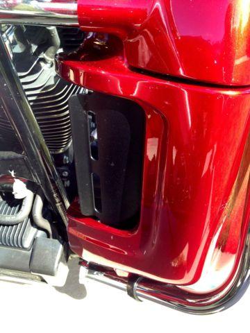 Harley Davidson Used >> 2013 Street Glide FLHX Ember Red Sunglo, color-matched ...