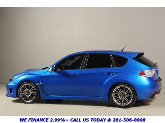 2013 subaru impreza wrx sti awd nav jl audio 6 speed. Black Bedroom Furniture Sets. Home Design Ideas