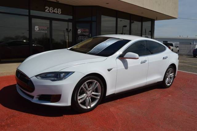 Tesla Model S Base Dr Liftback KWh Automatic Speed - 2013 tesla model s base