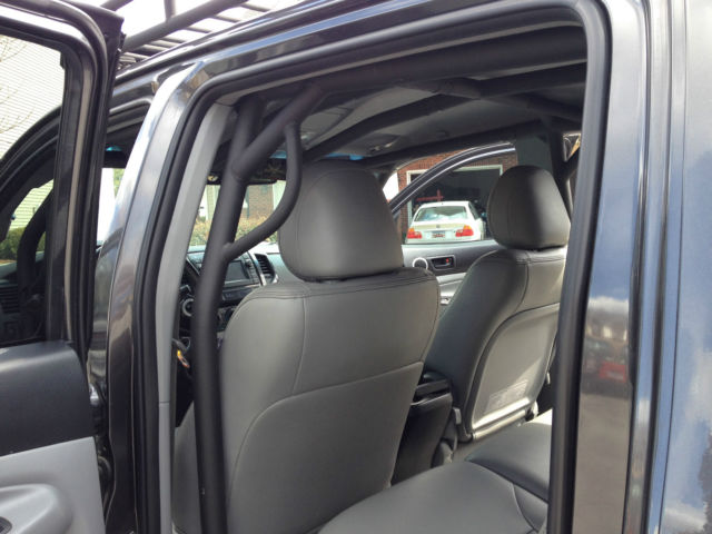 2013 Toyota Tacoma Crew Cab 4 0l Xsp X Package