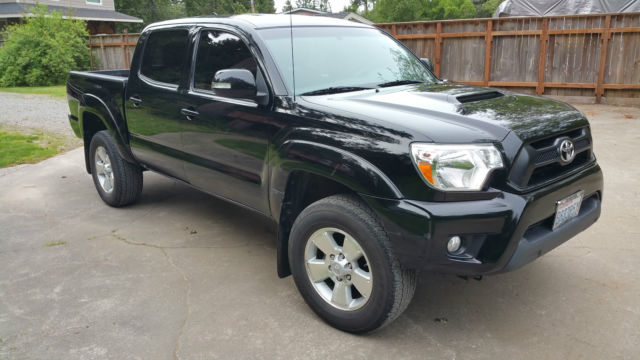 2013 toyota tacoma double cab trd sport 4x4 package 4wd. Black Bedroom Furniture Sets. Home Design Ideas