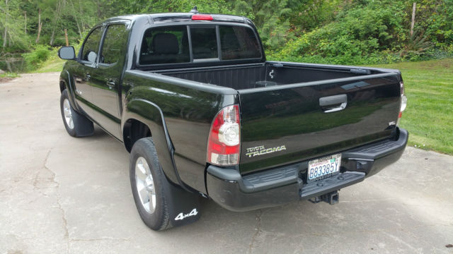 Specifications 2013 Toyota Tacoma 4x4 Double Cab Long Bed ...