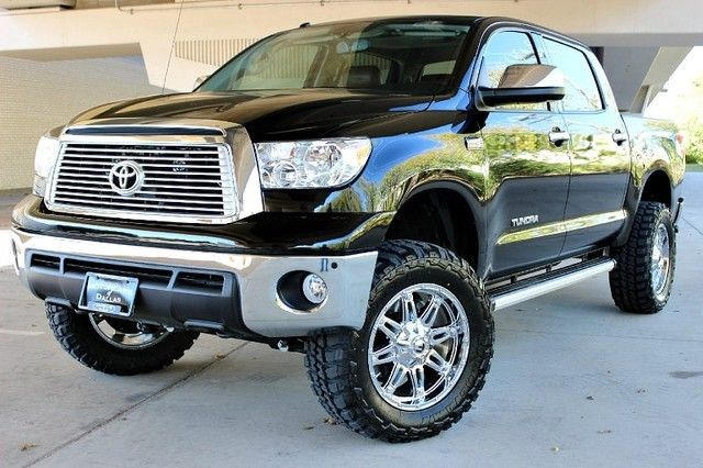 2013 toyota tundra platinum edition 4x4 crewmax 1 wheels  tires