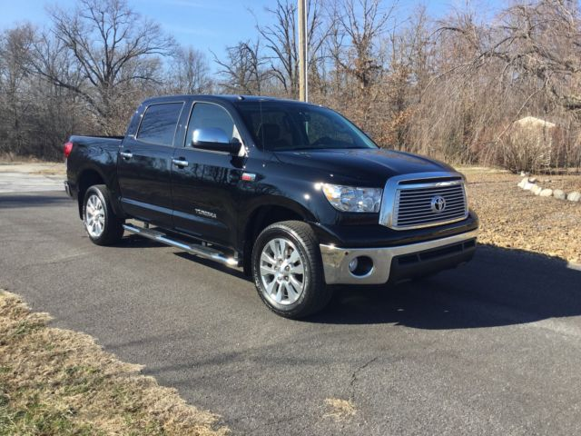 2013 toyota tundra platinum extended crew cab pickup 4. Black Bedroom Furniture Sets. Home Design Ideas