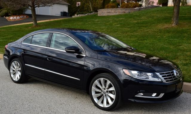 2013 volkswagen cc lux sedan 4 door 3 6l fully loaded. Black Bedroom Furniture Sets. Home Design Ideas