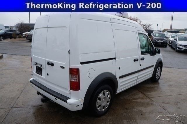 2013 XLT Transit Connect Van with Thermo King V-200 Unit
