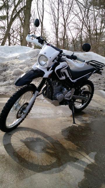 2013 Yamaha XT250 dual sport