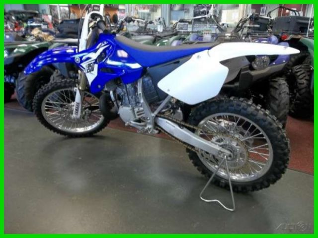 2014 14 yamaha yz250 yz 250 new 2 stroke motorcross bike for Yamaha 250 four stroke