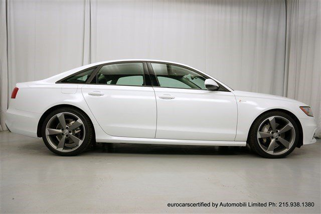 2014 audi a6 prestige s line warranty black optic 20 inch. Black Bedroom Furniture Sets. Home Design Ideas