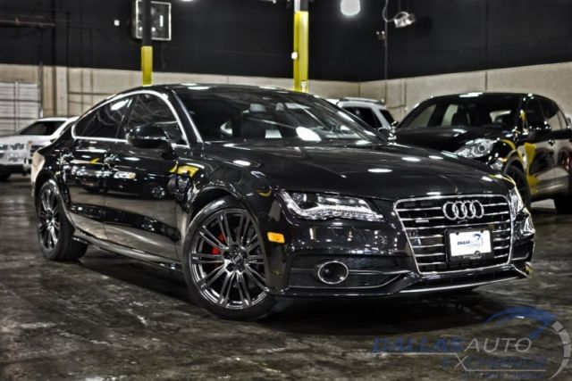 2014 audi a7 quattro tdi prestige loaded innovation driver asst 20 sport. Black Bedroom Furniture Sets. Home Design Ideas