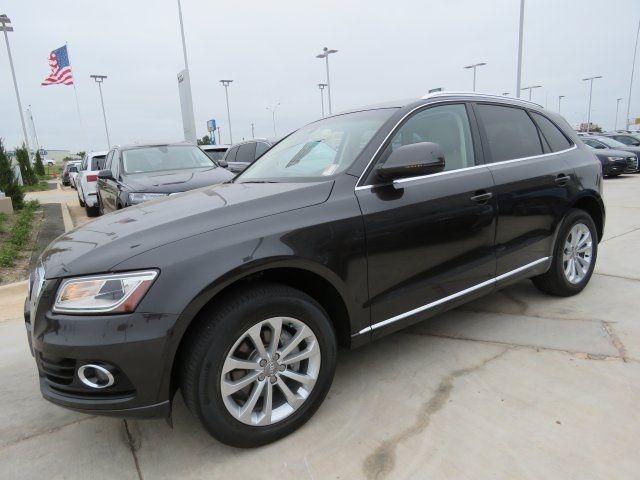 2014 Audi Q5 2 0t Premium Plus 43325 Miles Lava Gray Pearl